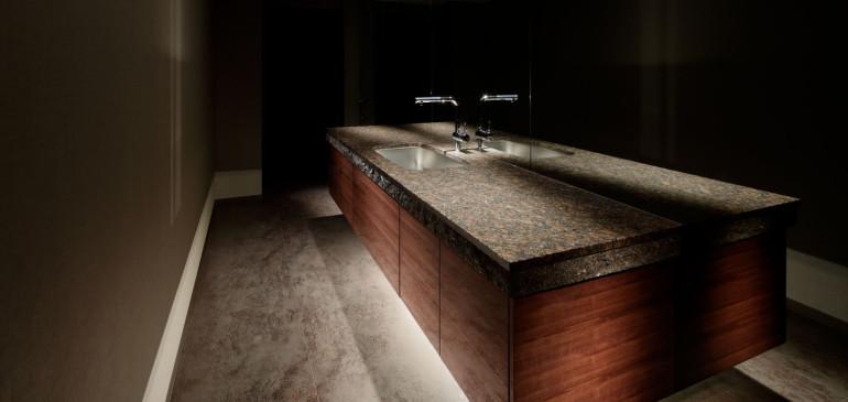 floating kitchen